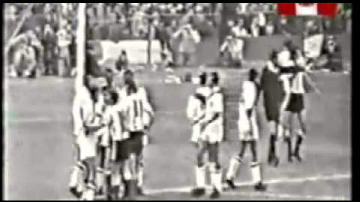 Mira aquel partido que se jugó en la Bombonera aquel 31 de Agosto de 1969.