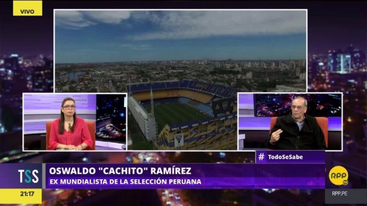 El exseleccionado comentó que los jugadores deben permanecer tranquilos y no dejarse amedrentar por posibles actitudes de los dirigentes o jugadores argentinos.