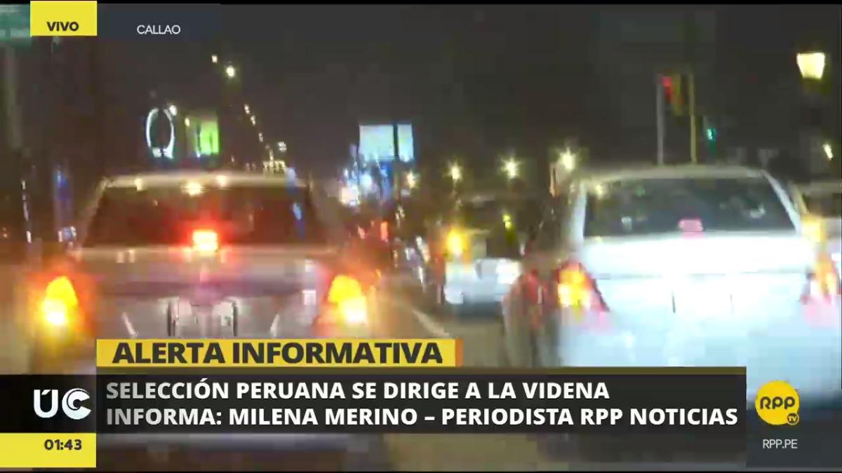 El comando técnico de la selección peruana se retiró del aeropuerto en vehículos particulares que les llevaron directamente a sus hogares.