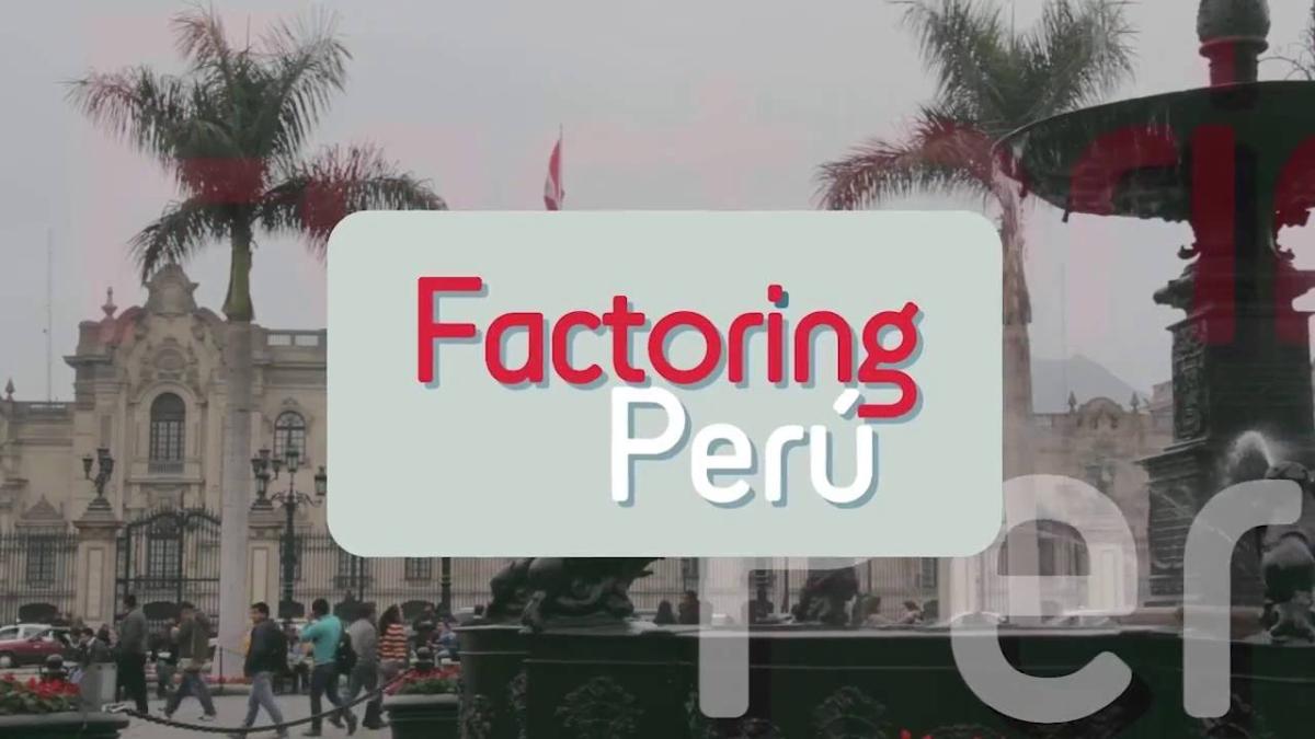 El Ministerio de la Producción explica los beneficios del Factoring.