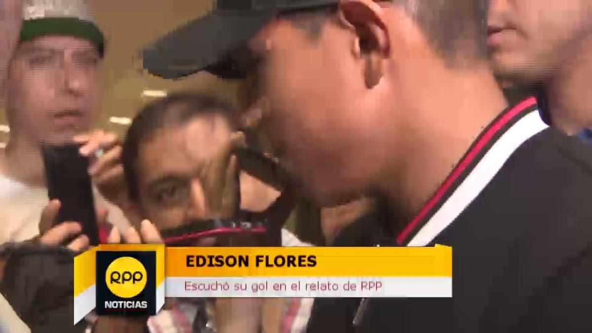 Edison Flores partió al Aalborg de Dinamarca.