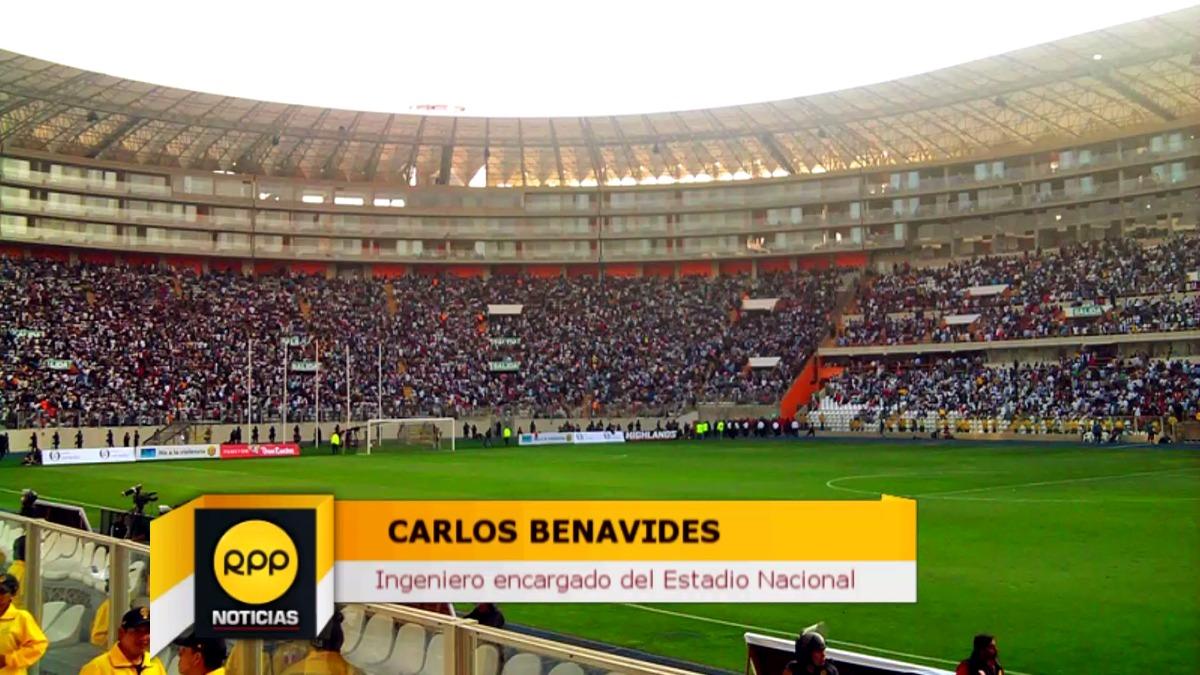 El Estadio Nacional tuvo el campo maltratado hace poco y por eso motivo no se disputó el Perú vs. Bolivia en dicho recinto.