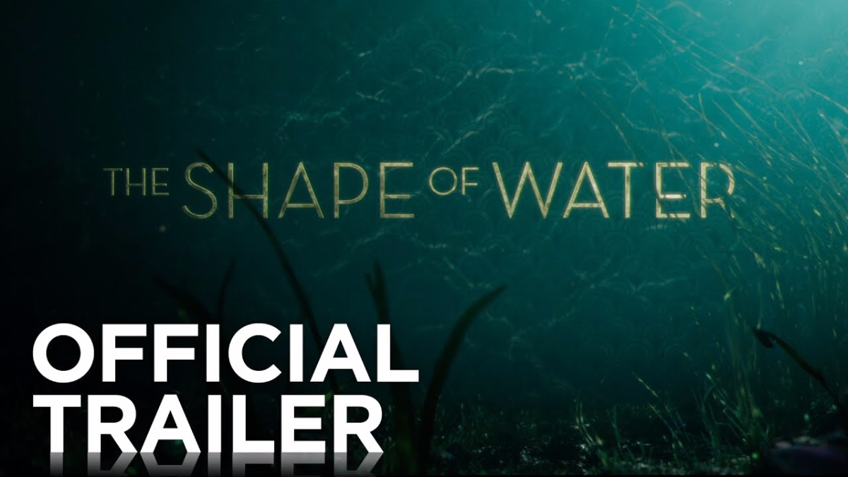 The Shape Of Water - Tráiler.
