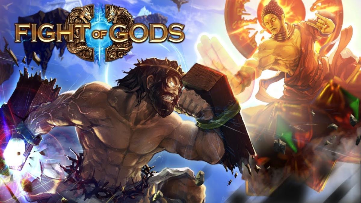 Este es el tráiler del polémico videojuego 'Fight of Gods'.
