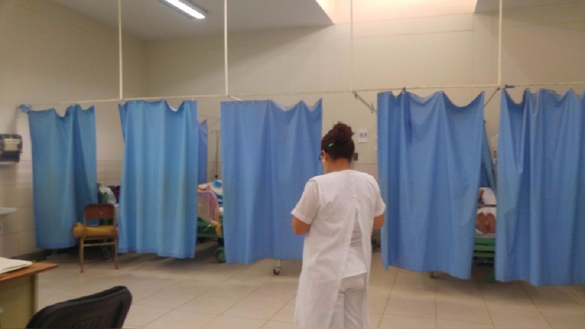Esta esta última semana se reportaron más de 3 mil casos de infecciones respiratorias.