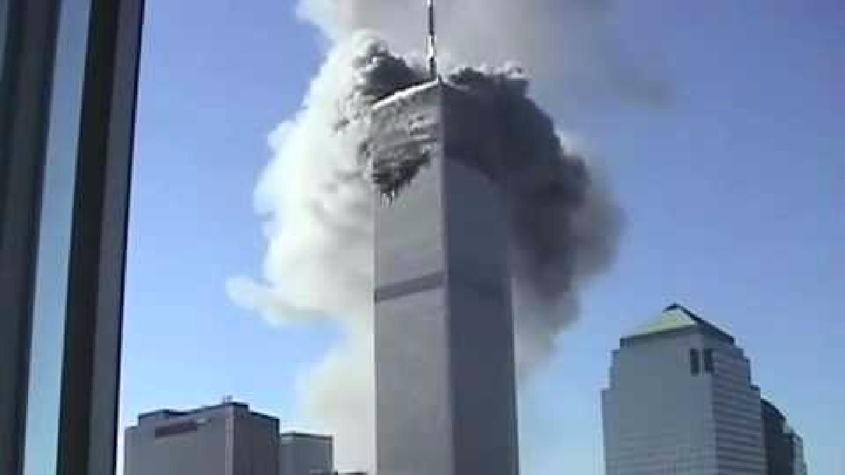 Así se vio la destrucción de las Torres desde otro edificio.