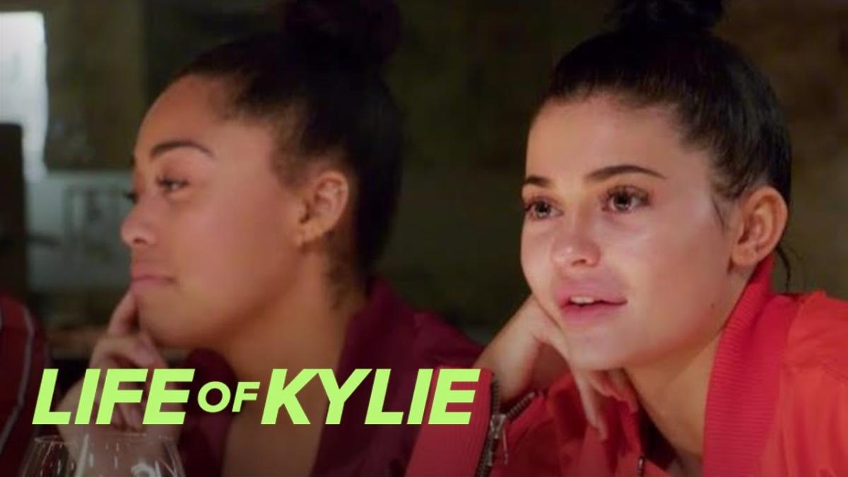 Kylie Jenner y su encuentro nada grato con la comida peruana