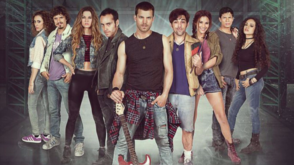 El musical 'Avenida Larco' estrenado este año se enmarca en la época del conflicto interno.