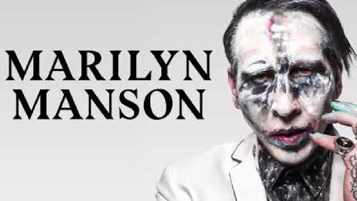 Marilyn Manson Gods Gonna Cut You Down (Audio)