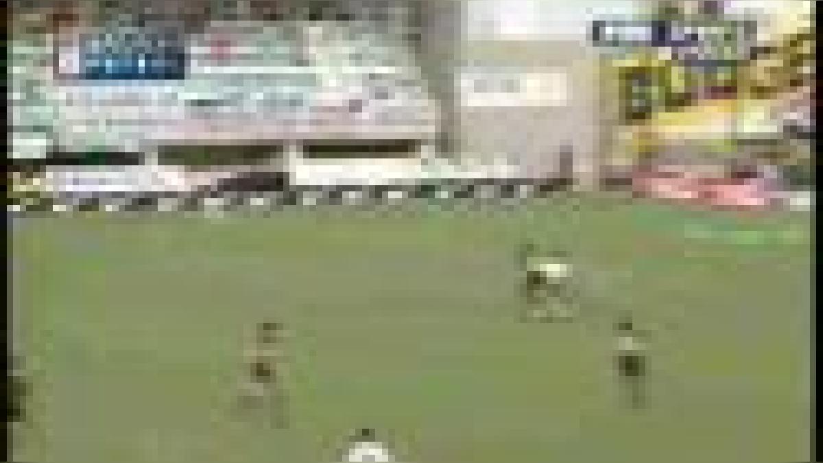 Boca Juniors 0-4 Platense.