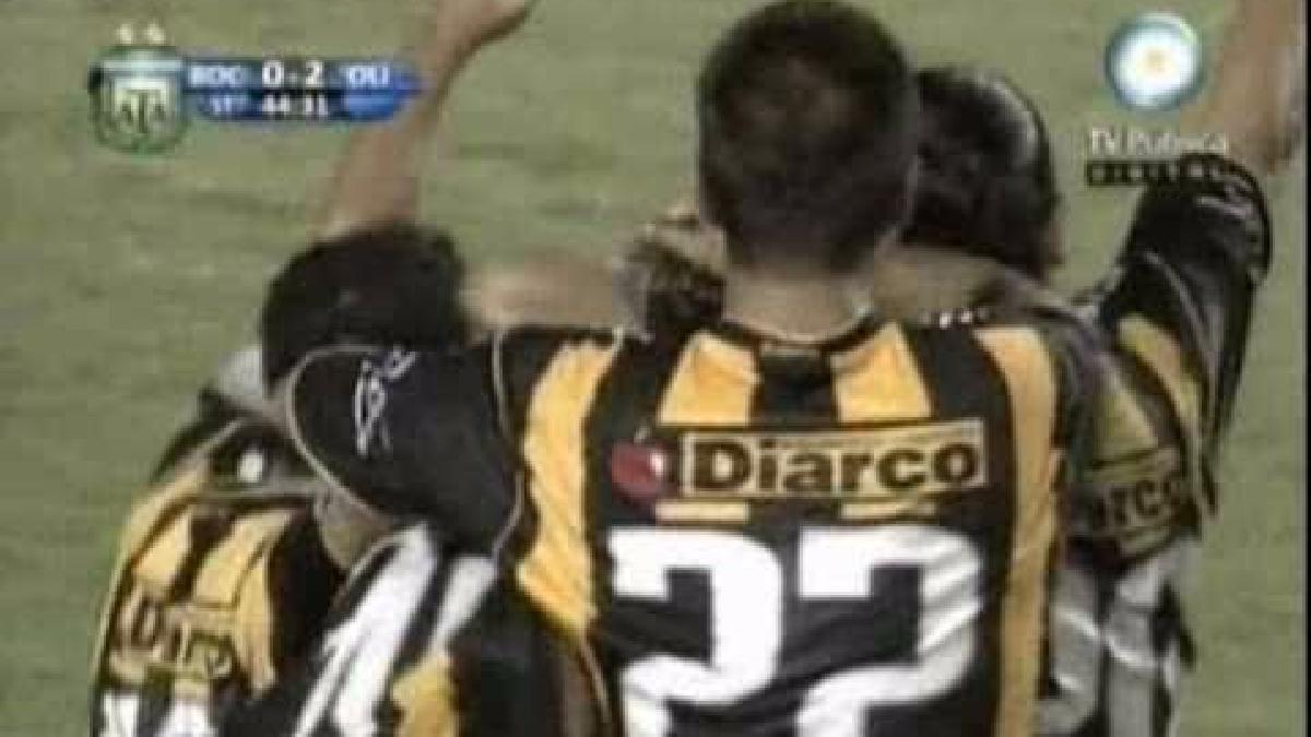 Boca Juniors 0-2 Olimpo.