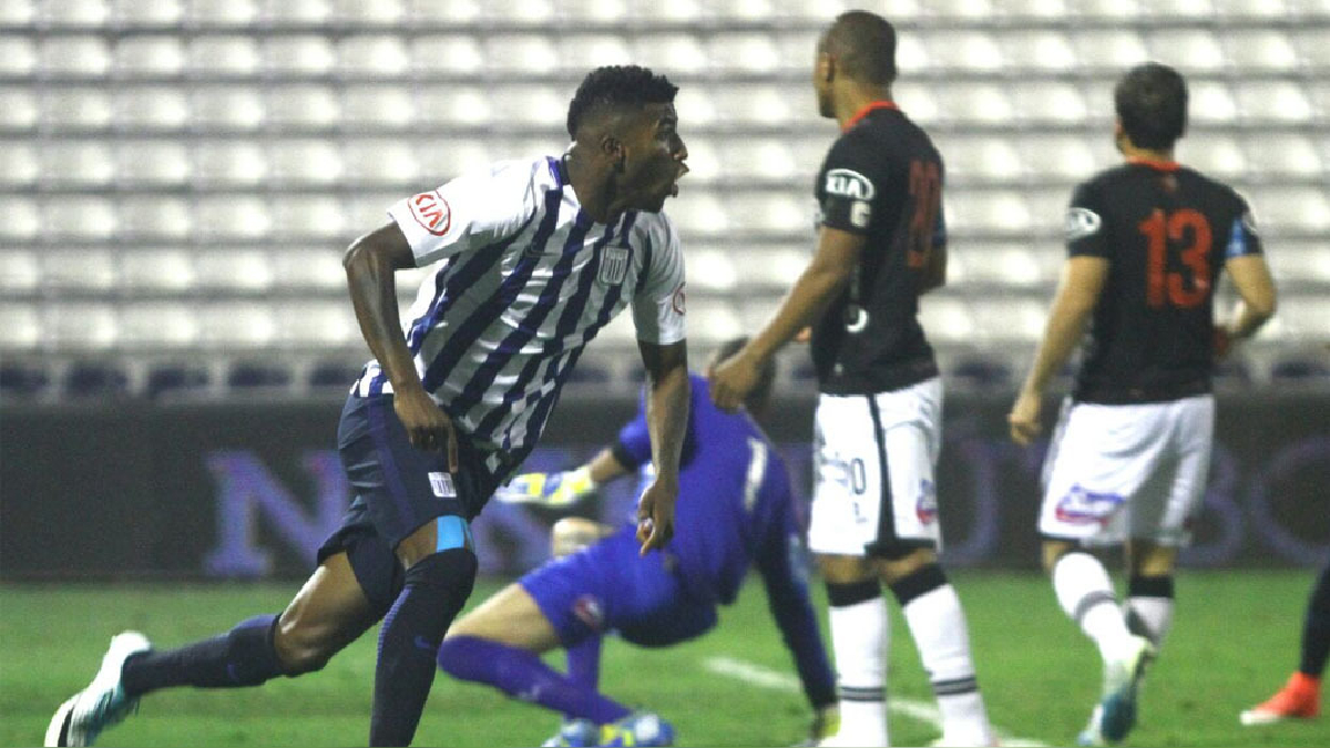 Alianza Lima ganó a Melgar gracias a una buena actuación de Carlos Ascues.