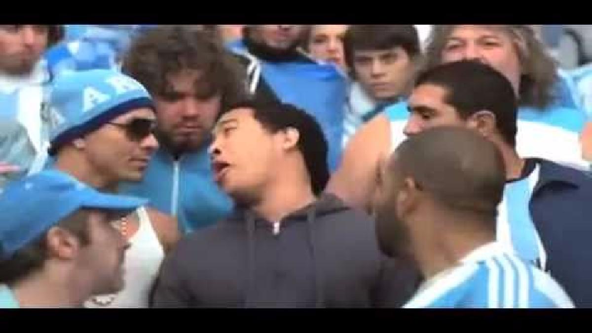 Argentina dispuso 500 entradas para los peruanos en el duelo en La Bombonera.