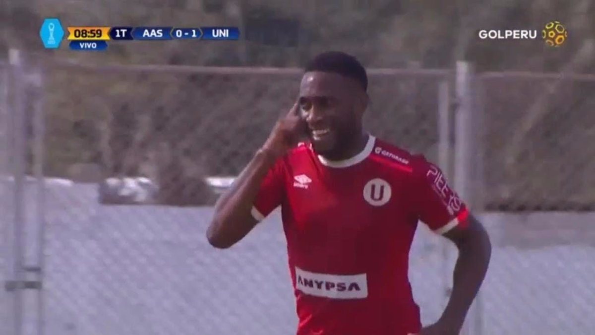 Resumen y goles del triunfo de Universitario por 2-0 sobre Alianza Atlético.