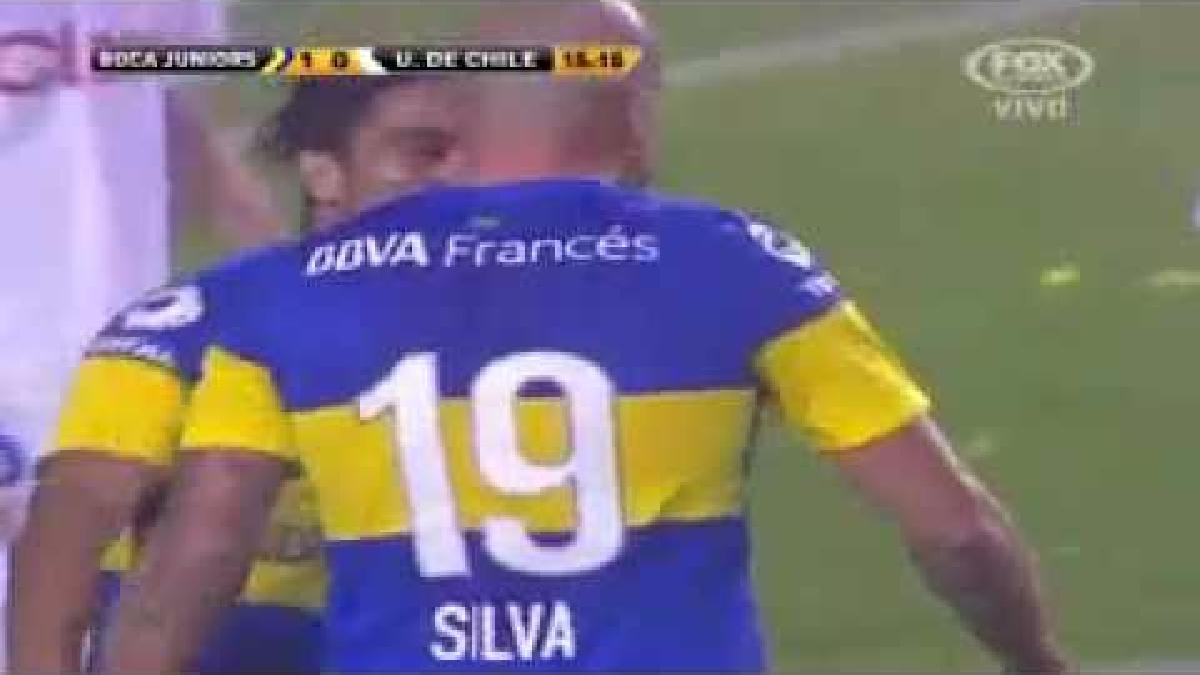 Revisa el resumen del Boca Juniors vs. Universidad de Chile de la Copa Libertadores 2012.