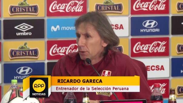Ricardo Gareca no espera un clima hostil en Argentina.