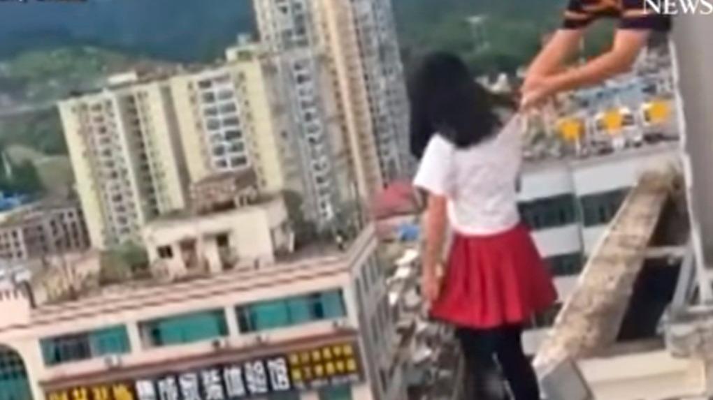 El hecho ocurrió en la ciudad de Duyun, en la provincia china de Guizhou.