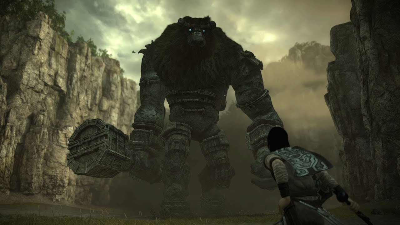 El remake de Shadow of the Colossus llegará en exclusiva para PlayStation 4.
