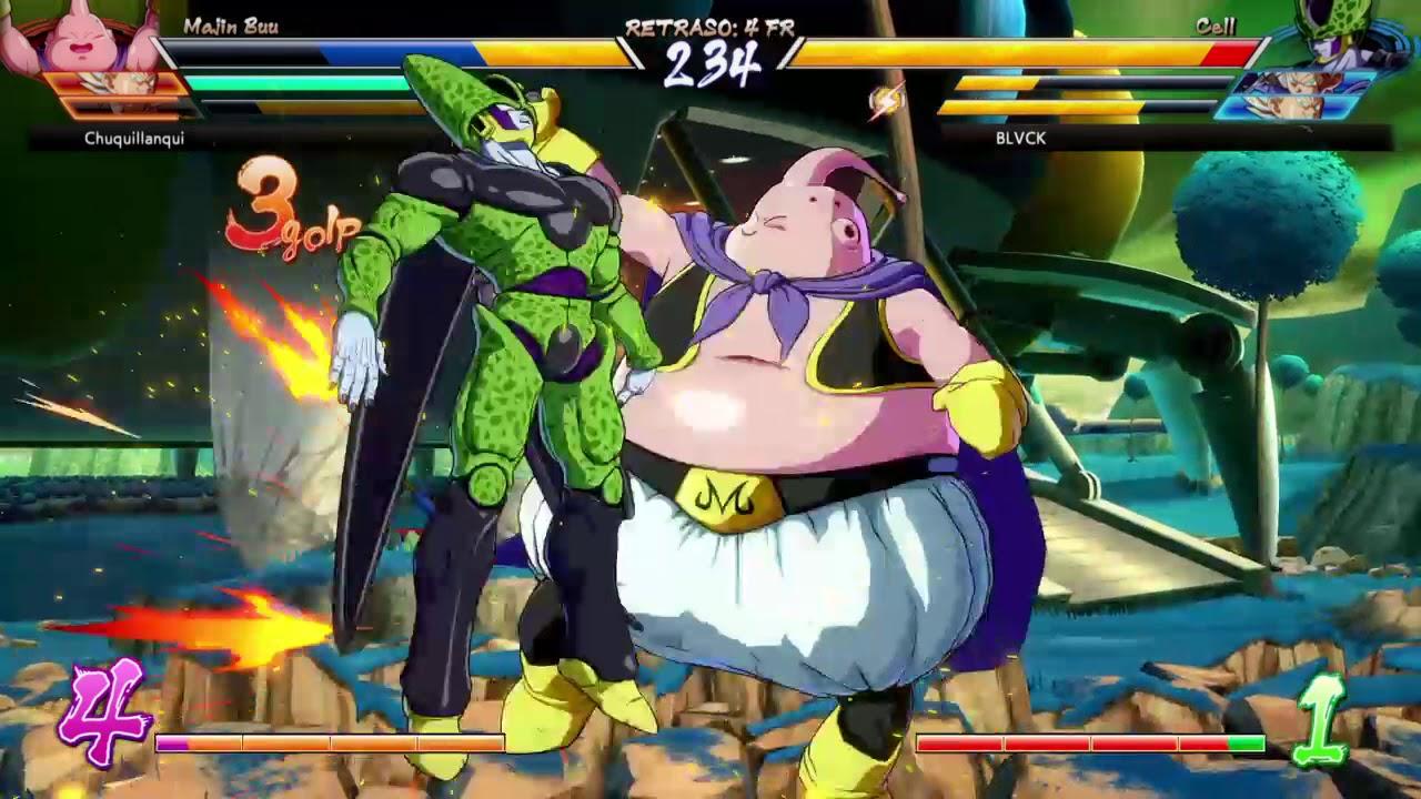 Acá algo de gameplay de la beta cerrada de Dragon Ball FighterZ.