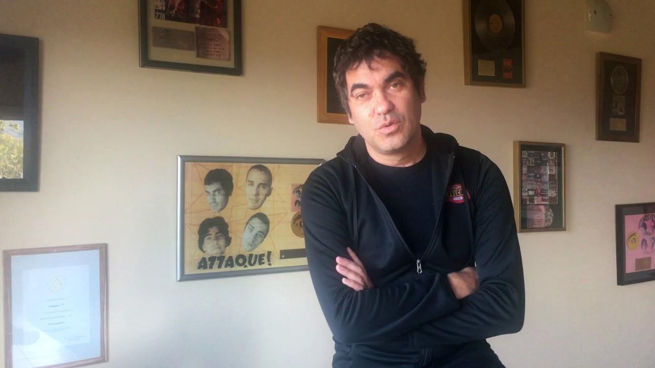 Mariano Martínez, de Attaque 77 habla del cese indefinido que se tomaría la banda