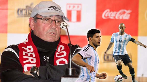 La última experiencia como técnico de Sergio Markarián fue en la Selección de Grecia en 2015.