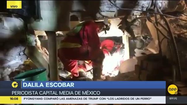 La periodista de Capital Media de México, Dalila Escobar, explica a RPP Noticias el caso de
