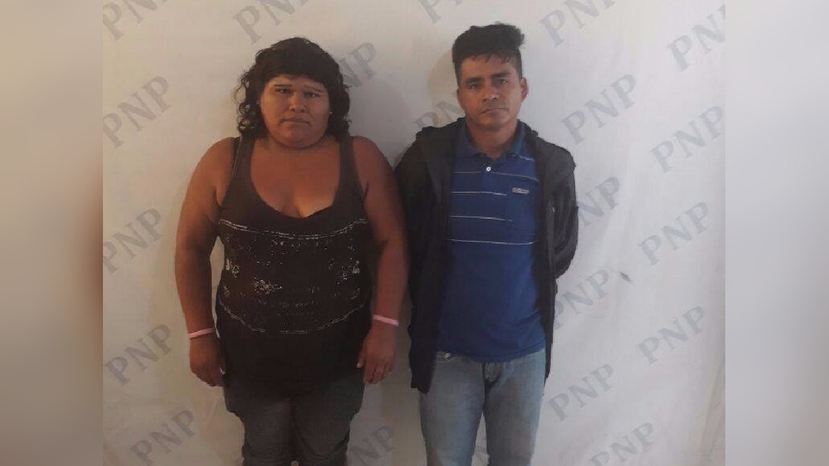 Luis Jiménez Bada, de 32 años, es acusado de violar a sus dos hijastras menores de edad. La madre es señalada por la Policía como presunto cómplice.