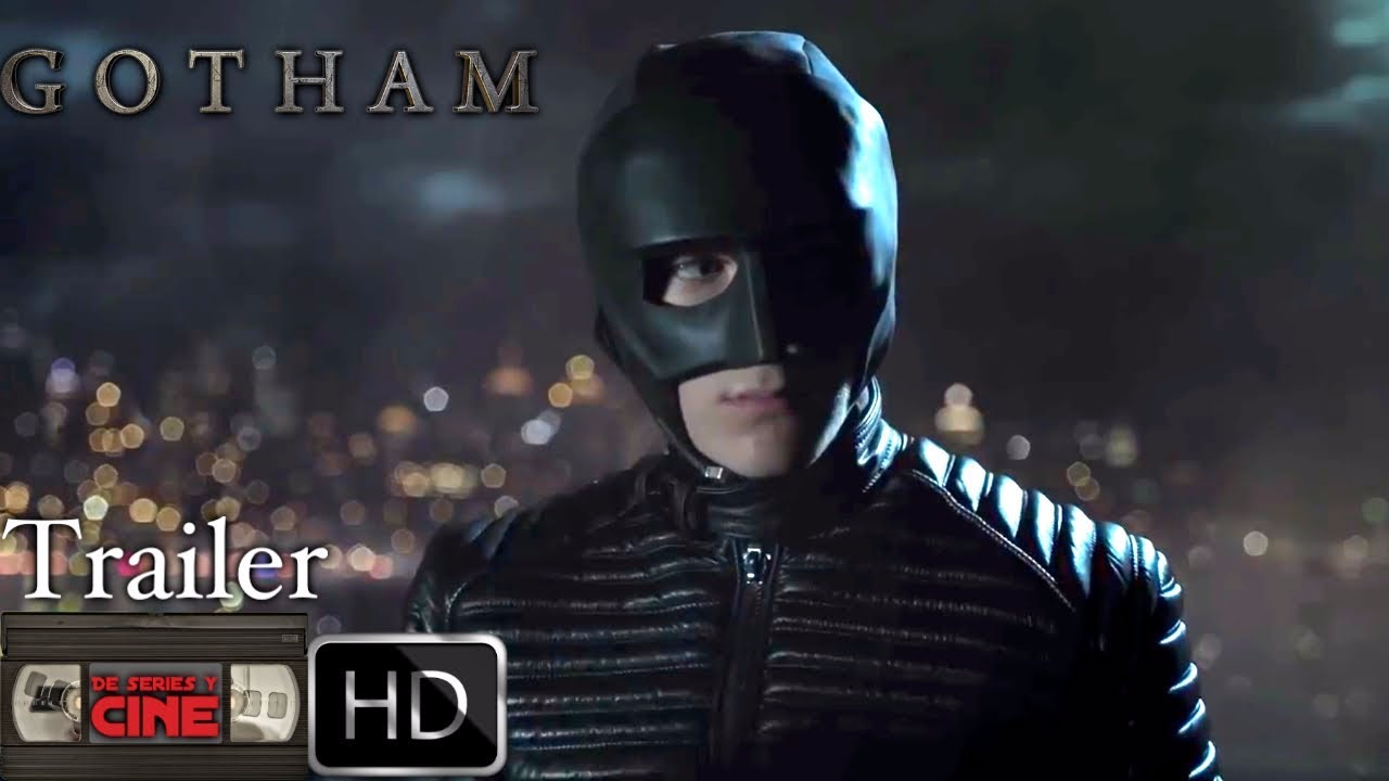 Tráiler temporada 4 Gotham.