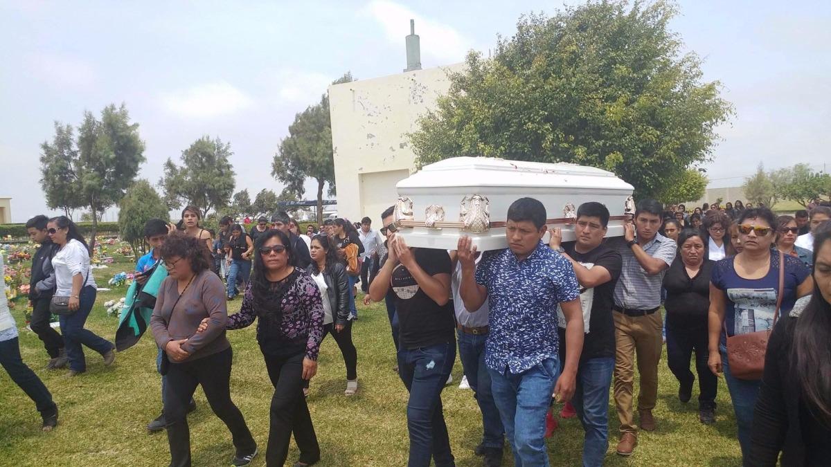 Familiares piden se haga justicia y se castigue con cadena perpetua a su asesino.
