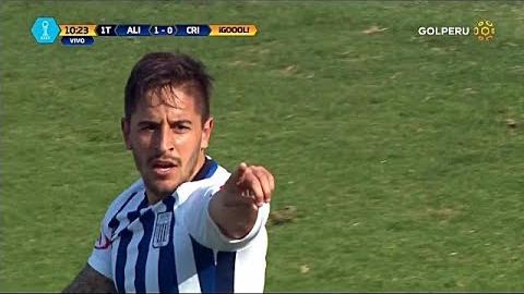 Revive el golazo de Alejandro Hohberg para Alianza Lima.