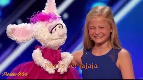 Esta fue la primera participación de Darci Lynne en America's Got Talent. Inmediatamente se convirtió en uno de los virales más vistos.