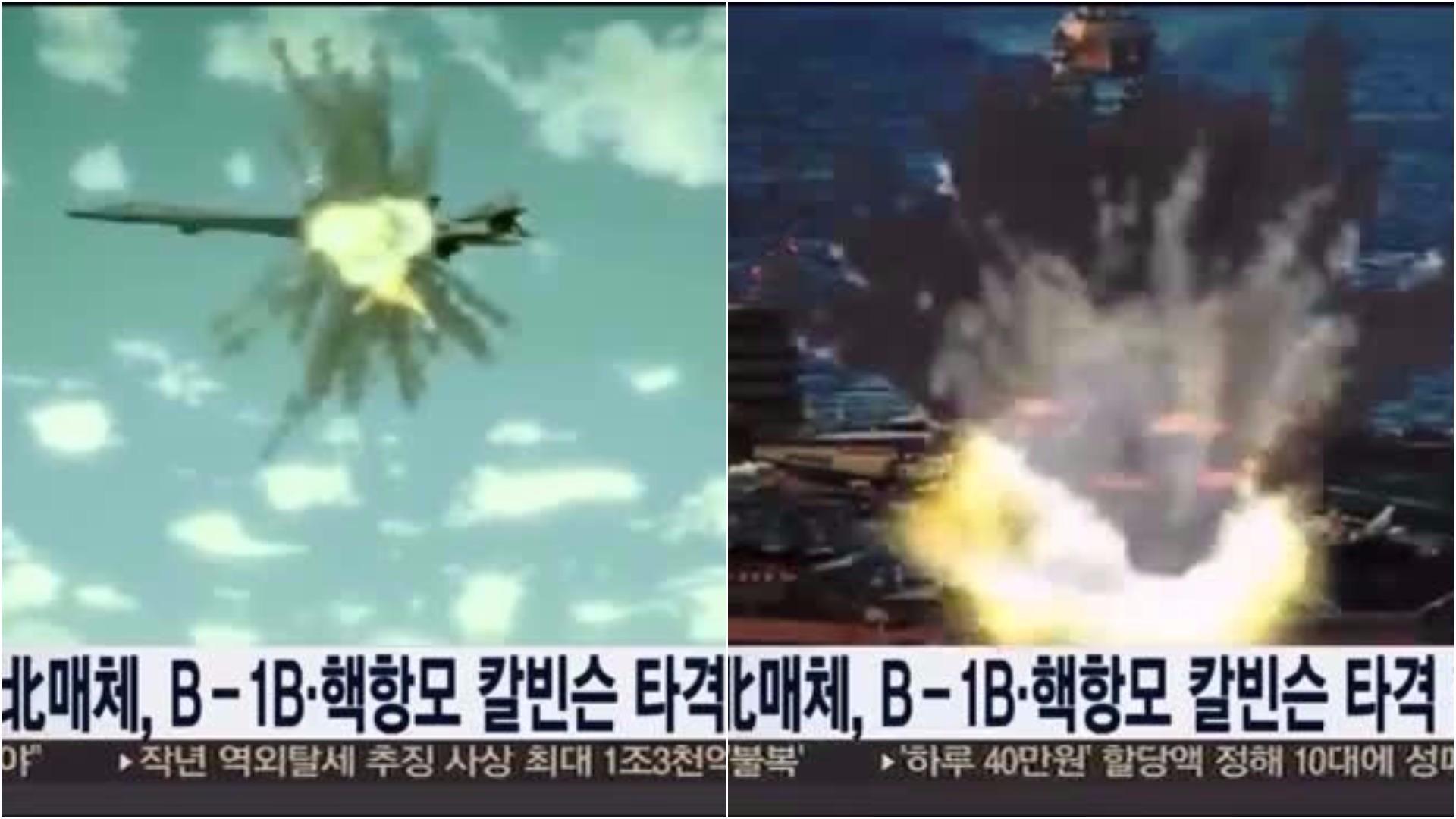 Corea del Norte vuelve a provocar a los Estados Unidos.