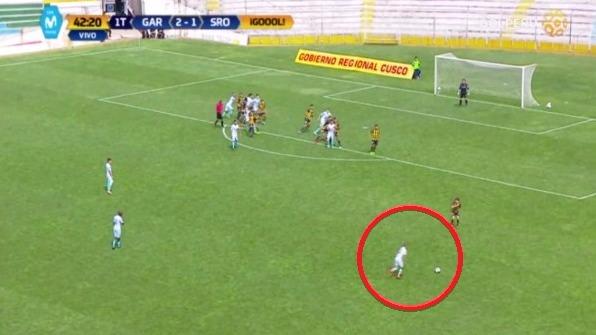 Revive el golazo de Alfredo Ramúa a Sport Rosario.