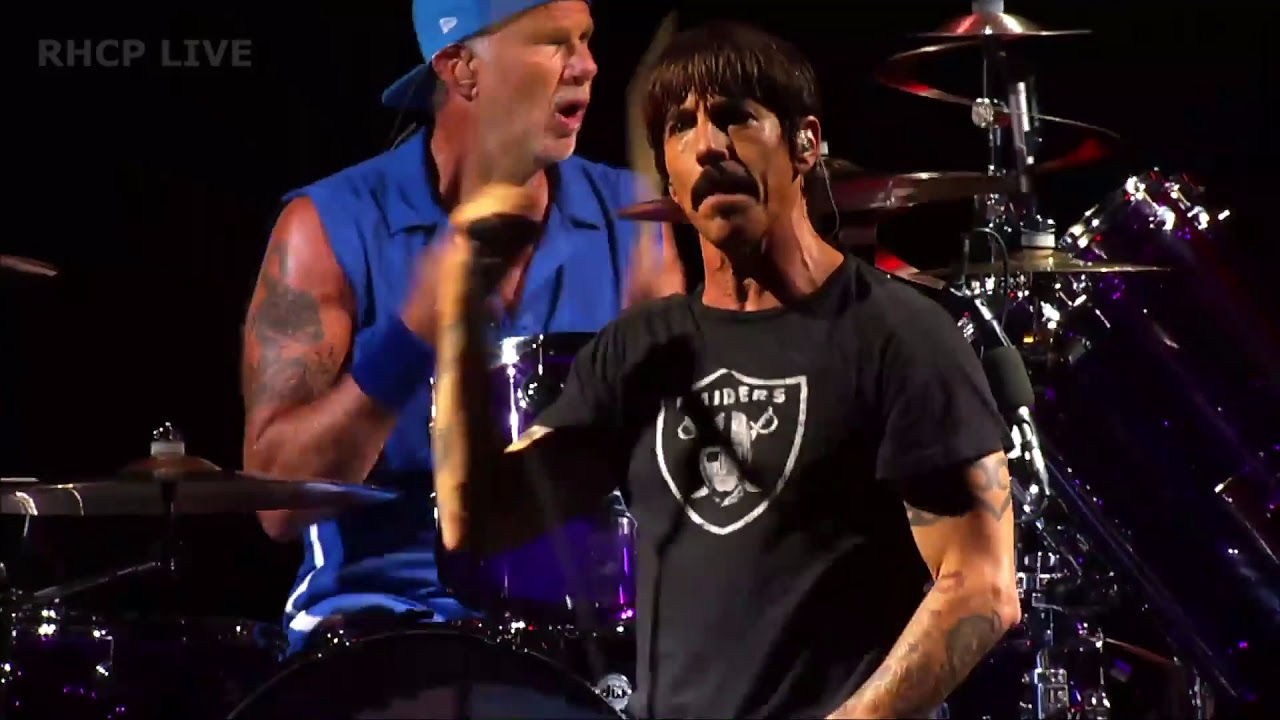 Red Hot Chili Peppers - Dark Necessities - Kaaboo