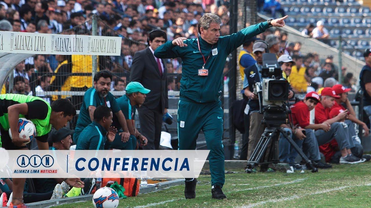 Revisa las palabras de Pablo Bengoechea luego del Alianza Lima 2-1 Sporting Cristal.