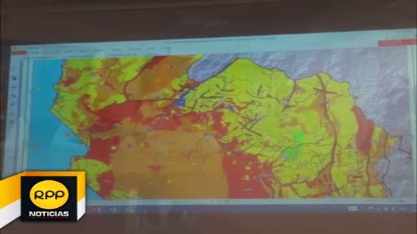 Casonas en pleno centro de Piura representan el mayor peligro.