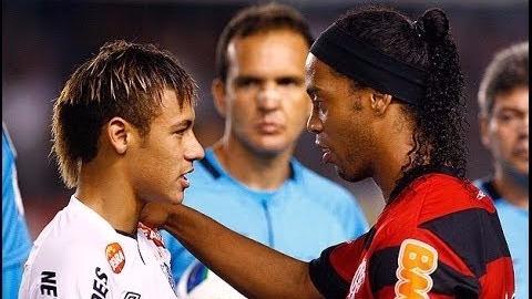 Ronaldinho anotó 28 goles en los 72 partidos que jugó con Flamengo.