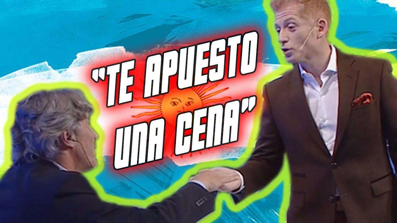 Revisa el momento exacto en el que Marcelo Grandio resalta a la Selección Peruana (minuto 2:20).