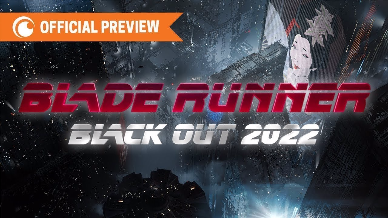 Trailer de 'Blade Runner: Black Out 2022'.