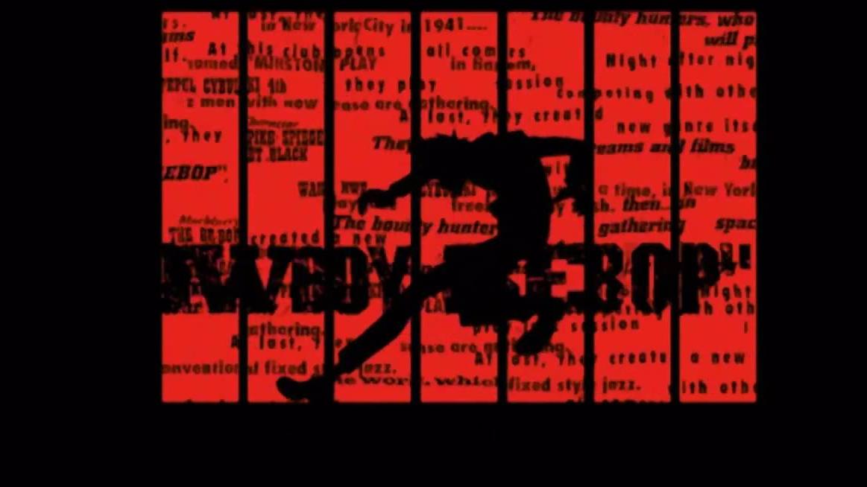 La intro del anime 'Cowboy Bebop'.