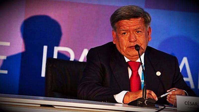 El fallo del Poder Judicial sostiene que la Fiscalía no pudo demostrar que el excandidato presidencial entregó víveres a pobladores para que le reeligieran como alcalde de Trujillo.