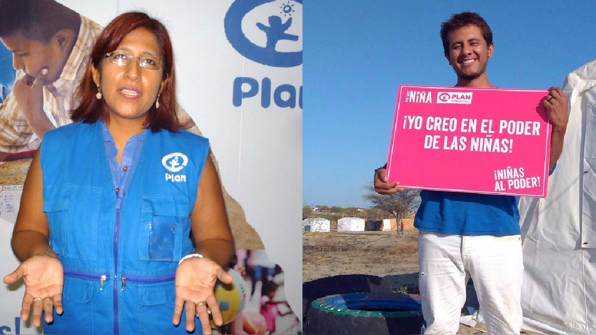 Los integrantes de Plan Internacional fallecidos en accidente de tránsito venían trabajando en la recuperación de la niñez damnificada por efectos del Niño Costero.