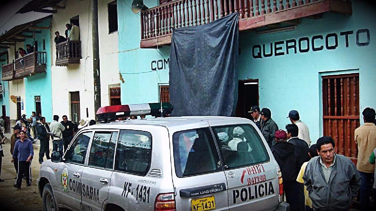 El presunto responsable fue capturado horas después del crimen y conducido al Juzgado Civil Unipersonal de Chota, por la Policía local.