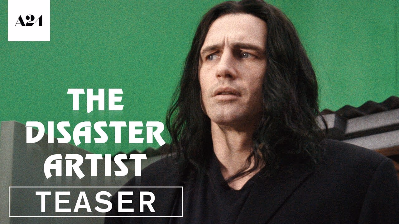 The Disaster Artist - Tráiler