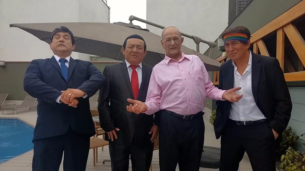 Los Chistosos, más de dos décadas dedicadas al humor.