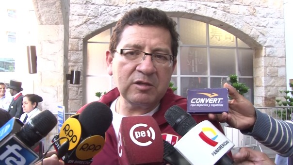 Julio Segura aclaró a la prensa cuál es la lesión exacta de Iván Bulos.