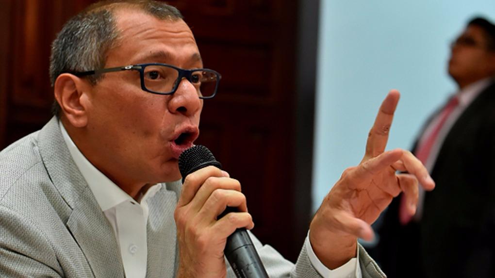 En los próximos días, la Fiscalía presentará o desestimará cargos contra el vicepresidente Jorge Glas.