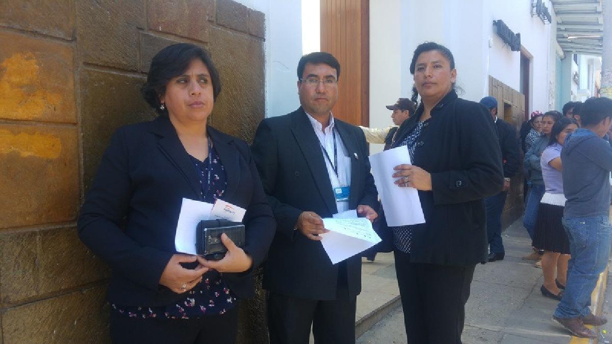 Profesores denuncian sustracción de dinero de sus cuentas del Banco de la Nación.