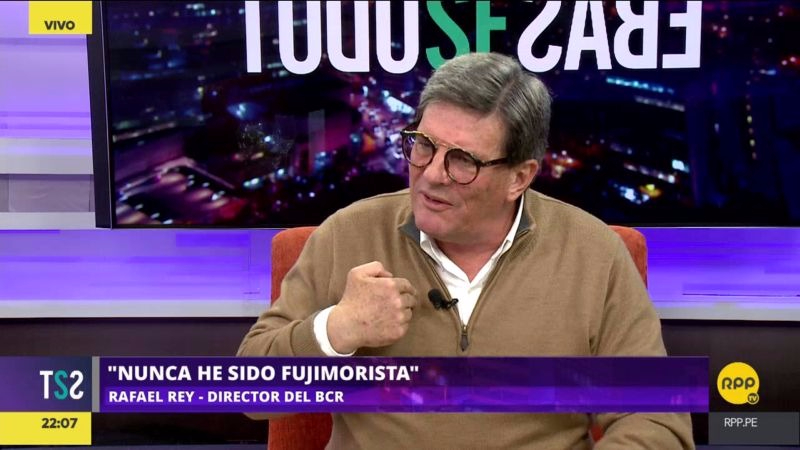 El excandidato a la vicepresidencia también se pronunció a favor de las investigaciones contra Keiko Fujimori y Alan García.