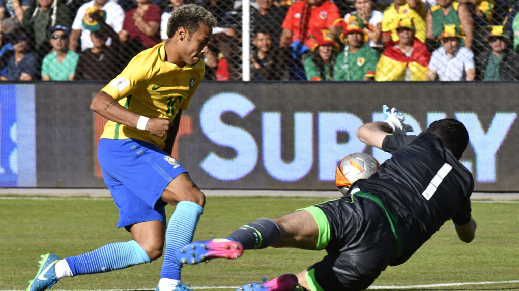 Bolivia logró un empate jugando en el estadio Hernando Siles de La Paz.